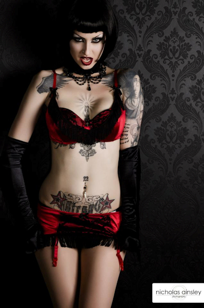 sinical shelly dinferno 5